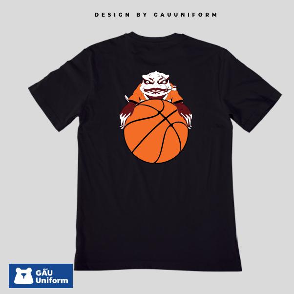 Áo lớp T-Shirt Unisex Đen